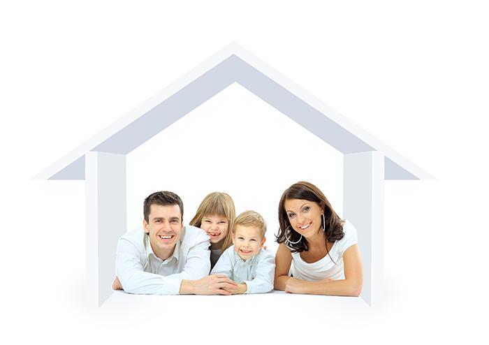 Maison Mirabel Famille